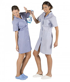 uniforms for cleaning and services