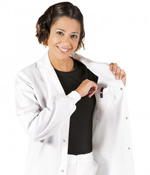 Uniforms and work clothes for health and beauty